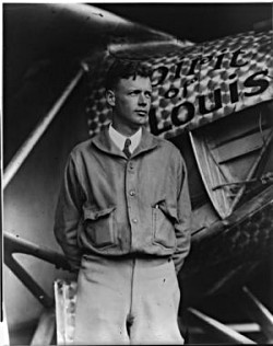 Charles Lindbergh S Transatlantic Flight Primary Sources Maryland State Library Resource Center